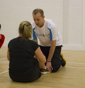 Fitness4Life Training Day - Chris Teaching
