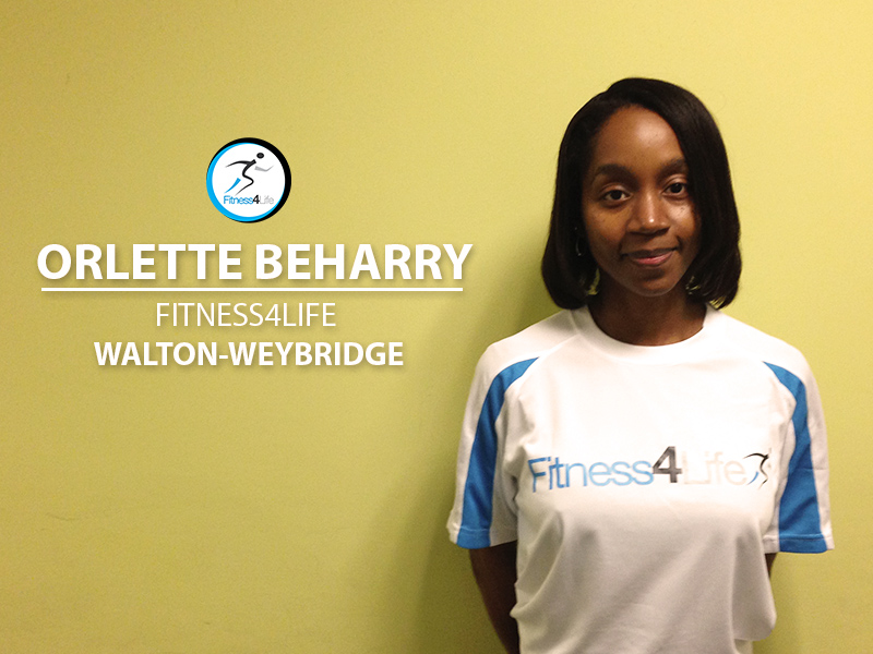 Orlette Beharry Blog Picture - F4L
